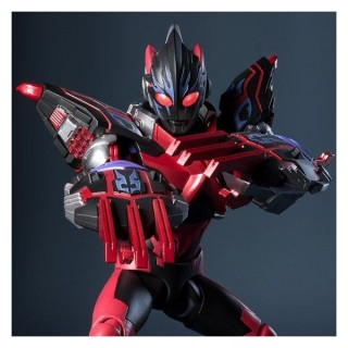 S.H Figuarts (Ultra Galaxy Fight) Ultraman X Darkness and Darkness Gomora Armor Set Bandai Limited