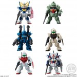 FW GUNDAM CONVERGE NO.18 Pack of 10 Bandai