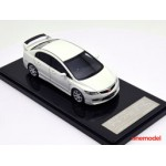 HONDA CIVIC Type R FD2 Late Ver. White 1/43 ONEMODEL