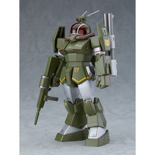 COMBAT ARMORS MAX Fang of the Sun Dougram 18 Soltic H8 Roundfacer Reinforced Pack Mounted Type 1/72 Max Factory