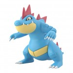 Pokemon Scale World Johto Region Feraligatr Bandai