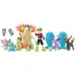 Pokemon Scale World Johto Region Set Bandai