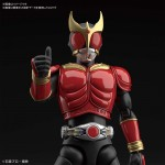 Figure rise Standard Kamen Rider Kuuga Mighty Form Plastic Model Kit Bandai