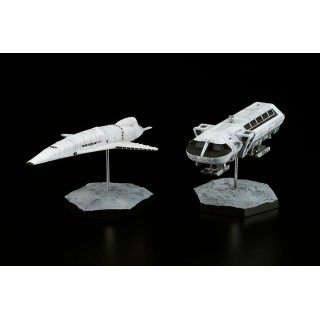 2001 A Space Odyssey Orion III Spacplane And Moon Rocket Bus Bellfine