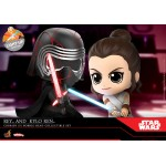 CosBaby Star Wars STAR WARS THE RISE OF SKYWALKER Rey and Kylo Ren Hot Toys
