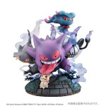 G.E.M. EX Series Pokemon Big Gathering of Ghost Types MegaHouse