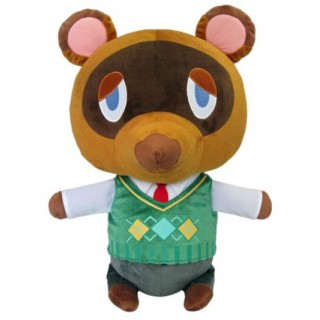 Animal Crossing Plush DP06 Tom Nook San-ei Boeki