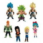 Dragon Ball Adverge 12 Set Bandai
