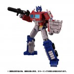 Transformers Earthrise ER 02 Optimus Prime with Trailer Takara Tomy
