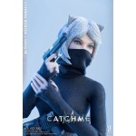 Palm Treasure Series Female Assassin Catch Me 1/12 Very Cool