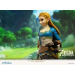The Legend of Zelda Breath of the Wild Zelda 10 Inch Statue Regular Edition First 4 Figures