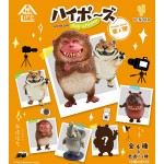 ANIMAL LIFE Chubby Series Hai Pose Pack of 6 Yendar