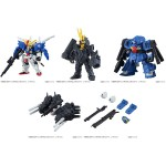 Mobile Suit Gundam MOBILE SUIT ENSEMBLE 13 Pack of 10 Bandai