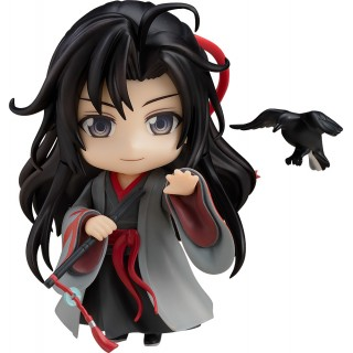 Nendoroid Anime The Master of Diabolism Wei Wuxian Yi Ling Lao Zu Ver. Good Smile Arts Shanghai
