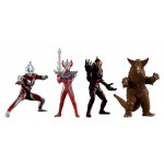 Ultraman HG Ultraman 02 Pack of 12 Bandai