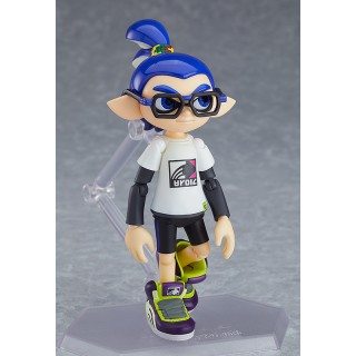 figma Splatoon Boy Good Smile Company