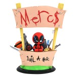 Marvel Comics Mini Statue Deadpool Diamond Select