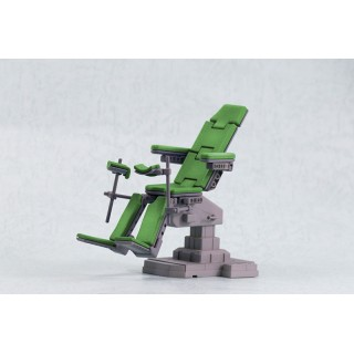 Love Toys vol.7 Medical Chair Green ver. Unpainted Kit SkyTube