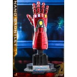 Hot Toys Marvel Comics Accessory Collection Avengers Endgame Scale Replica Nano Gauntlet 1/4 Hot Toys