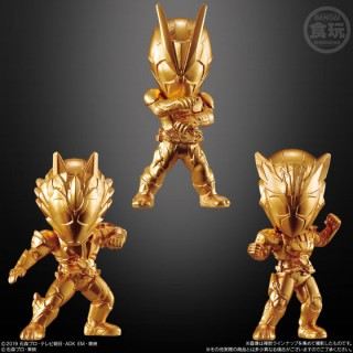 Kamen Rider Gold Figure 01 Pack of 16 Bandai