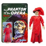 Re Action Universal Monsters 3.75 Inch Universal Monster NEW Series 1 The Masque of the Red Death Super 7