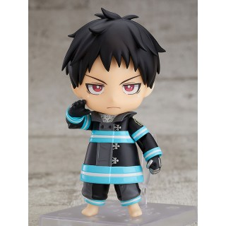 Nendoroid Enen no Shouboutai Shinra Kusakabe Good Smile Company