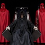 S.H Figuarts Emperor Palpatine -Death Star II Throne Room Set- (STAR WARS : Return of the Jedi) Bandai Limited