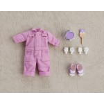 Nendoroid Doll Outfit Set Colorful Coverall Purple Good Smile Company