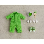 Nendoroid Doll Outfit Set Colorful Coverall Yellow-green Good Smile Company