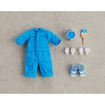 Nendoroid Doll Outfit Set Colorful Coverall Blue Good Smile Company