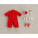 Nendoroid Doll Outfit Set Colorful Coverall Red Good Smile Company