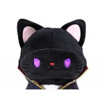Code Geass Resurrection with CAT Plush Keychain with Eye Mask Lelouch Movic