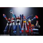 Soul of Chogokin GX XX01 D.C. Series Compatible XX Plan Secret Super Weapon Set 01 Bandai