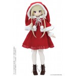 Scale 45 Bunny ear Santa Set Red 1/3 azone international