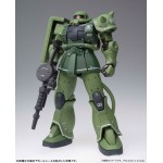 GUNDAM FIX FIGURATION METAL COMPOSITE MS 06C Zaku II Type C Mobile Suit Gundam The Origin Bandai