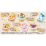 Pokemon Utatane Basket Pack of 6 RE-MENT