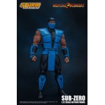 Mortal Kombat Sub Zero Ver.2 1/12 Storm Collectibles