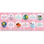 Pokemon Terrarium Collection Four Seasons Pack of 6 RE-MENT