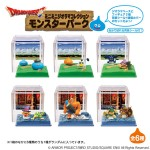 Dragon Quest MiniMini Diorama Collection Monster Pack of 8 Square Enix