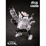 Kegare Shougun Suigun Leader Transformable Toy 1/12 Toy Wolf