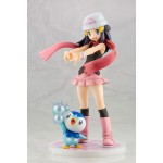 ARTFX J Pokemon Series Dawn with Piplup 1/8 Kotobukiya