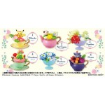 Pokemon Floral Cup Collection 2 Pack of 6 RE-MENT