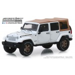 2018 Jeep Wrangler Unlimited Golden Eagle 1/43 GreenLight