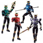 SODO CHRONICLE Kamen Rider Kuuga Pack of 10 Bandai