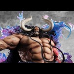 One Piece Portrait of Pirates WA-MAXIMUM Kaido Megahouse Limited Edition