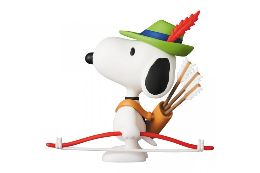 Medicom UDF Ultra Detail Figure PEANUTS Series 7 COOK SNOOPY Japan