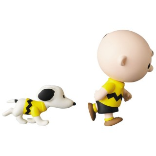 Ultra Detail Figure Peanuts No 543 UDF CHARLIE BROWN and SNOOPY Medicom Toy