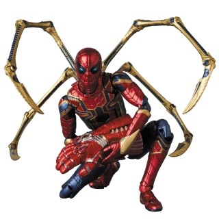 MAFEX Marvel Comics No 121 IRON SPIDER AVENGERS END GAME Medicom Toy