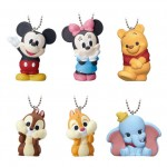 Disney Friends Mascot Pack of 10 Bandai