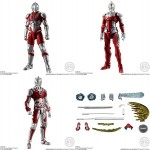 Choudou HEROS ULTRAMAN Pack of 8 Bandai